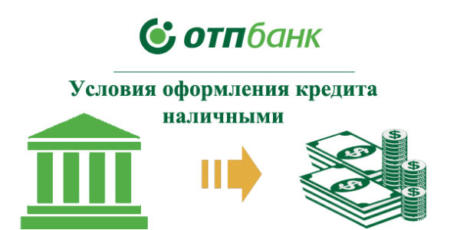 отп банк кредит условия