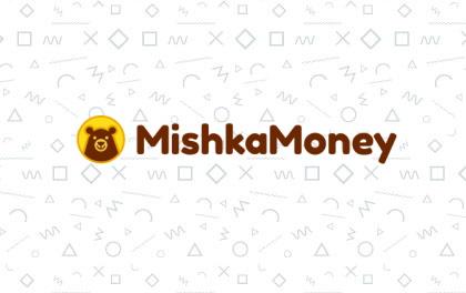 Mishka Money (Мишка Мани) — лого